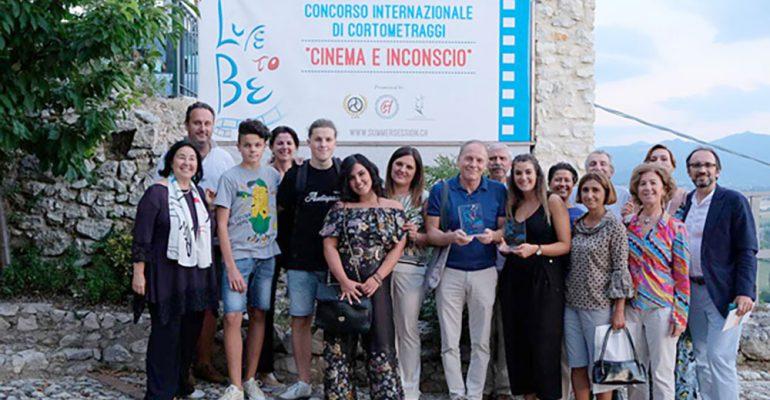 """PREMIAZIONE VINCITORI CONCORSO INTERNAZIONALE DI CORTOMETRAGGIO """"Live to Be"""""""