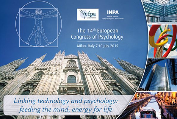 XIV EUROPEAN CONGRESS OF PSYCHOLOGY (ECP2015)