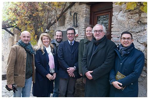 Architetti e Ingegneri a LIZORI per parlare di: SAPER FARE, l'attualità dell'architettura tradizionale.