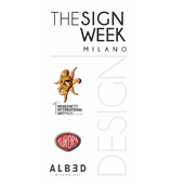 THE SIGN WEEK MILANO – Evento in occasione del MILANO DESIGN WEEK
