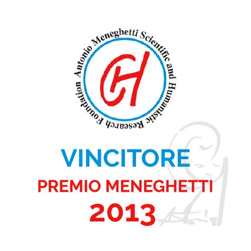 Vincitore Premio 2013